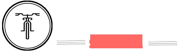 Fietstour Sevilla Logo Wit